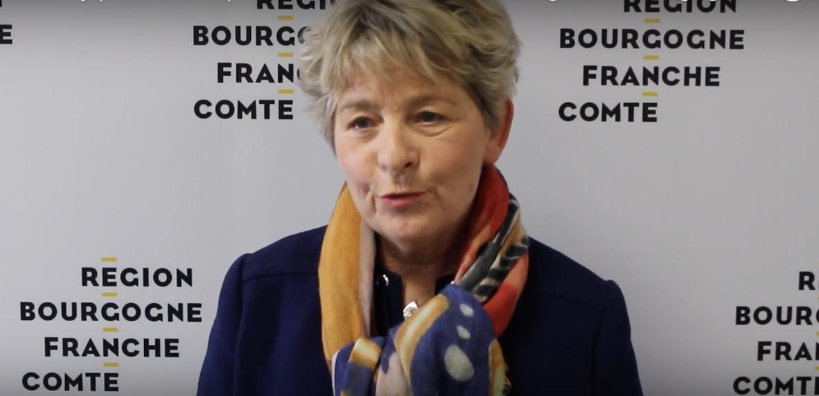 Marie-Guite Dufay, la présidente de Région, vous répond.